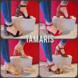#mcchaussures #tamarisshoes #amilly #montargis #sens89 #sandales #nouvellecollection