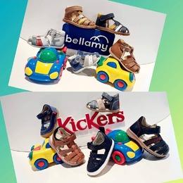 A partir du 17! #chaussuresenfant #mcchaussures #amilly #montargis #sens89 #kickers #bellamy